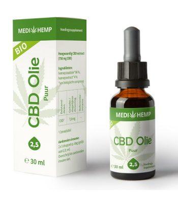 Cbd oel rein medihemp 30 ml 750 mg cbd