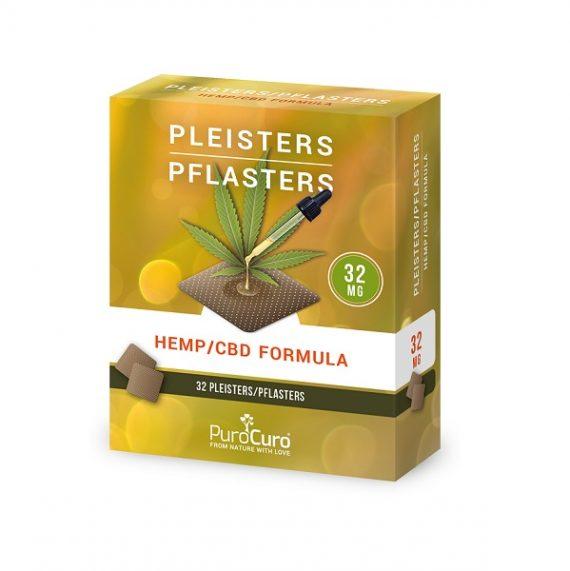CBD Pflaster PuroCuro - 32 mg